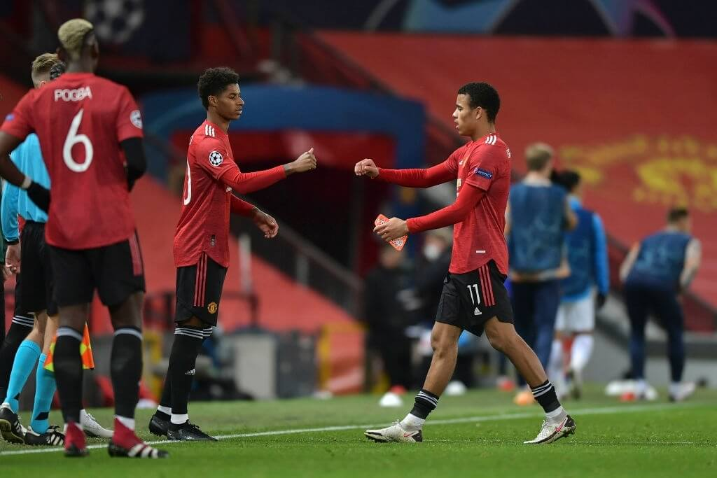Manchester United thắng 5-0 RB Leipzig